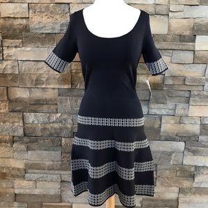 Ann Taylor Navy dress